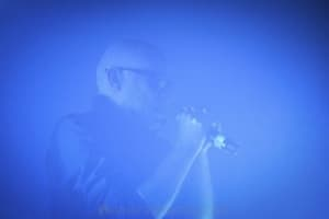 The Sisters of Mercy, The Gov, Adelaide 27th October 2019 by Paul Miles (25 of 27)