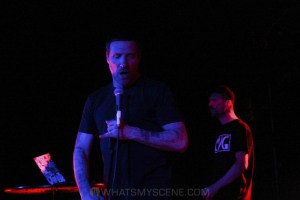Sleaford Mods, The Croxton, Melbourne 11th March 2020 by Paul Miles (6 of 27)