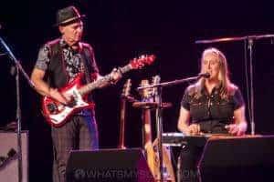 Dom Turner & Fiona Boyes