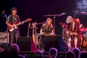 Jeff Lang, Dom Turner & Fiona Boyes