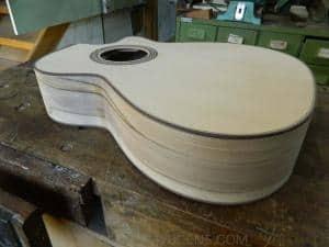Spira Unk guitar