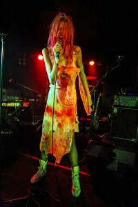 Starcrawler, Pier Bandroom, Melbourne 15th January 2020 by Paul Miles (10 of 45)