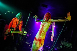 Starcrawler, Pier Bandroom, Melbourne 15th January 2020 by Paul Miles (11 of 45)