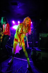 Starcrawler, Pier Bandroom, Melbourne 15th January 2020 by Paul Miles (12 of 45)