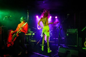 Starcrawler, Pier Bandroom, Melbourne 15th January 2020 by Paul Miles (15 of 45)