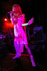 Starcrawler, Pier Bandroom, Melbourne 15th January 2020 by Paul Miles (18 of 45)