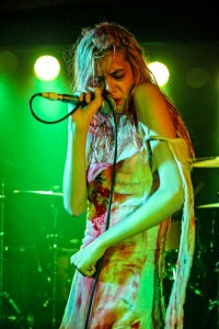Starcrawler, Pier Bandroom, Melbourne 15th January 2020 by Paul Miles (20 of 45)