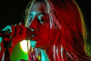 Starcrawler, Pier Bandroom, Melbourne 15th January 2020 by Paul Miles (23 of 45)
