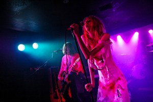 Starcrawler, Pier Bandroom, Melbourne 15th January 2020 by Paul Miles (2 of 45)