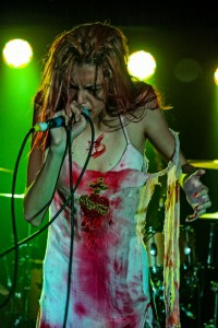 Starcrawler, Pier Bandroom, Melbourne 15th January 2020 by Paul Miles (42 of 45)