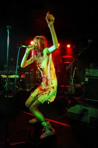Starcrawler, Pier Bandroom, Melbourne 15th January 2020 by Paul Miles (8 of 45)