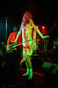 Starcrawler, Pier Bandroom, Melbourne 15th January 2020 by Paul Miles (9 of 45)