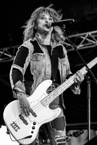Suzi Quatro - Bendigo Racecourse, Melbourne 23rd Feb 2019 by Paul Miles (11 of 28)