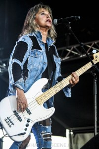 Suzi Quatro - Bendigo Racecourse, Melbourne 23rd Feb 2019 by Paul Miles (16 of 28)