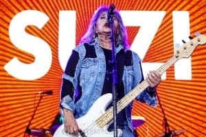Suzi Quatro - Bendigo Racecourse, Melbourne 23rd Feb 2019 by Paul Miles (25 of 28)