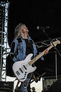Suzi Quatro - Bendigo Racecourse, Melbourne 23rd Feb 2019 by Paul Miles (3 of 28)