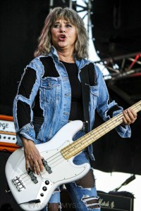 Suzi Quatro - Bendigo Racecourse, Melbourne 23rd Feb 2019 by Paul Miles (8 of 28)