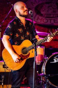 Taylor Sheridan, Macedon Railway Hotel, 1st March 2020 by Mandy Hall (6 of 12)