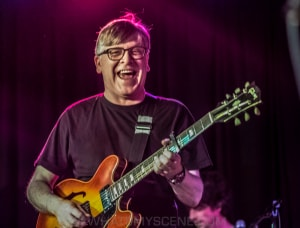 Teenage Fanclub - Corner Hotel 12th Feb 2019 by Mary Boukouvalas (5 of 27)