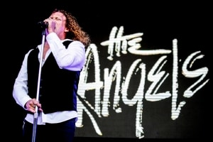 The Angels - Red Hot Summer Tour, Mornington Racecourse, 18th January 2020 by Paul Miles (26 of 39)