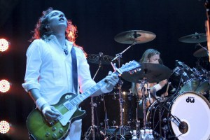 The Darkness, Forum Theatre, Melbourne 14th March 2020 by Paul Miles (30 of 40)