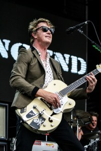The Living End - Red Hot Summer Tour, Mornington Racecourse, 18th January 2020 by Paul Miles (10 of 37)