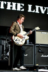 The Living End - Red Hot Summer Tour, Mornington Racecourse, 18th January 2020 by Paul Miles (14 of 37)