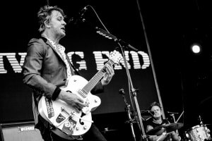 The Living End - Red Hot Summer Tour, Mornington Racecourse, 18th January 2020 by Paul Miles (17 of 37)