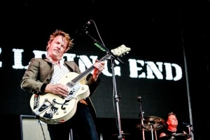The Living End - Red Hot Summer Tour, Mornington Racecourse, 18th January 2020 by Paul Miles (18 of 37)