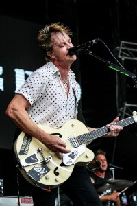 The Living End - Red Hot Summer Tour, Mornington Racecourse, 18th January 2020 by Paul Miles (28 of 37)
