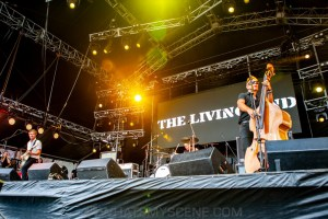 The Living End RHS, Mornington Racecourse 18th January 2020 by Mandy Hall (28 of 33)
