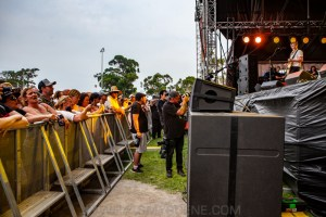 The Living End RHS, Mornington Racecourse 18th January 2020 by Mandy Hall (29 of 33)