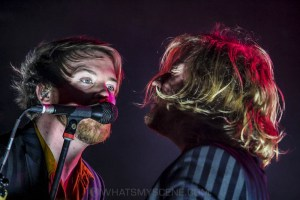 The Maine, Le Trabendo, Paris, France 21st February 2020 by Paul Miles (14 of 14)