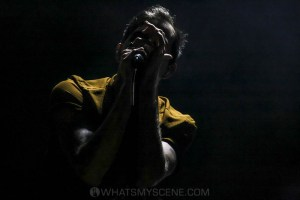 The Maine, Le Trabendo, Paris, France 21st February 2020 by Paul Miles (5 of 14)