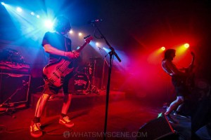 Truckfighters, Crowbar, Sydney 4th January 2020 by Paul Miles (11 of 26)