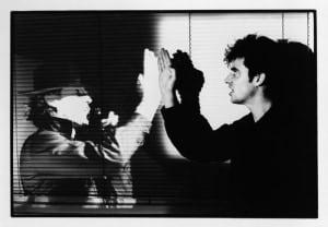 Doc Neeson of The Angels 1983 ©WMcDougall 1983