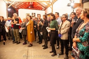 Wendy McDougall Exhibition Opening, SunStudios Alexandria, 3rd April 2019 by Mandy Hall (3 of 19)