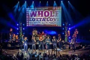 Whole Lotta Love 2018