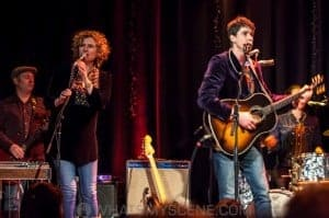 Alison Ferrier & Jed Rowe album launch