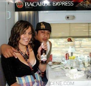 Bacardi Express