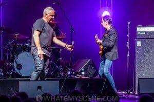Daryl Braithwaite with Tony Mitchell