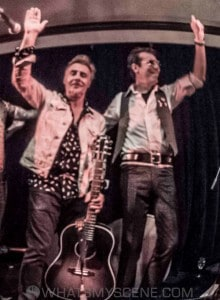Glen Matlock & Slim Jim Phantom