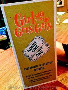 Girl with the Gris Gris Kitchen