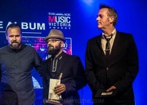 The Age Music Victoria Awards 2016
