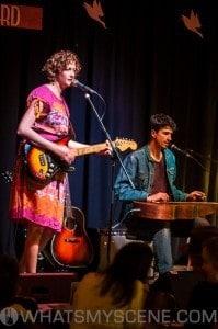 Alison Ferrier & Jed Rowe