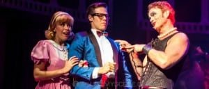 Snap Scene: Rocky Horror Show Media Call, Comedy Theatre Melbourne
